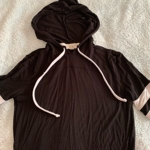 Hooded top from Macy's